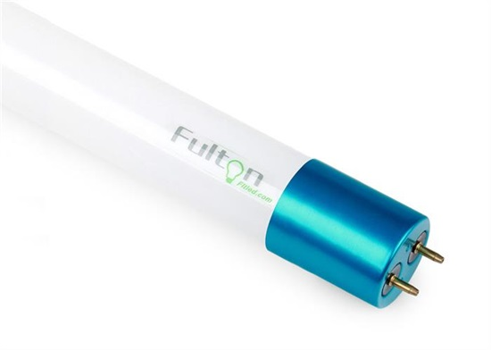 2850lm Pc Film Protection 5 Feet Led Tube T8 80 Cri Ul Standard Design
