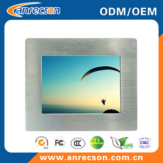 2g 4g Ddr3 16 32g Ssd 7 Inch Industrial All In One Touch Panel Pc