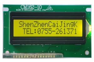 2x16 Character Lcd Module Display Cob Stn Cm162 10
