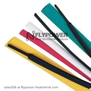 3 1 4 Dual Wall Adhesive Lined Flexible Heat Shrink Tubing Tubes