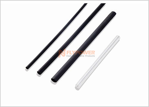 3 1 Shrink Ratio Flexible Flame Retardant Polyolefin Thin Wall Heat Tubing