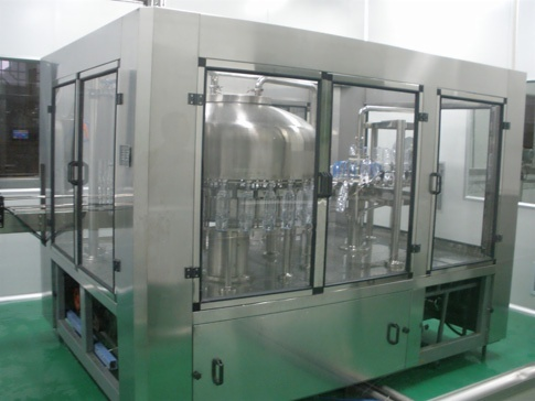 3 In 1 Bottled Water Production Line