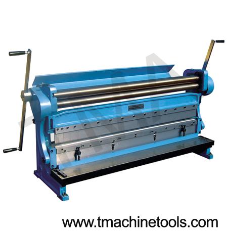 3 In 1 Combination Of Shear Press Brake Slip Roll Machine