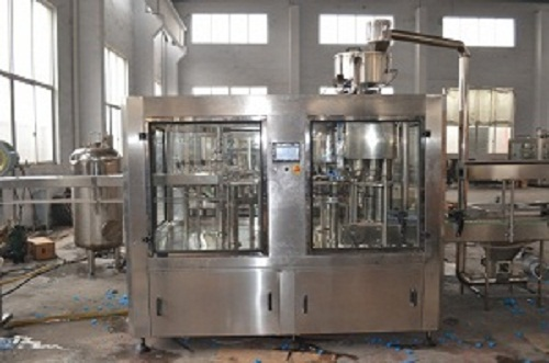 3 In 1 Mineral Water Filling Machine