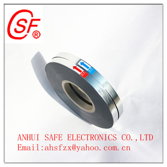 3 Micron Metalized Film For Capacitor Use