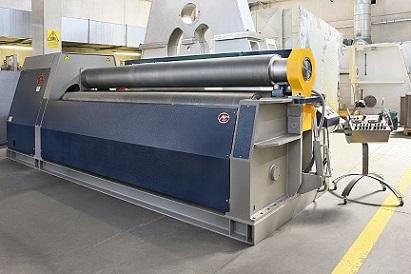 3 Rolls Plate Bending Machine Ak320d