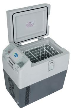 30 Litres Dc Solar Portable Car Fridge Freezer