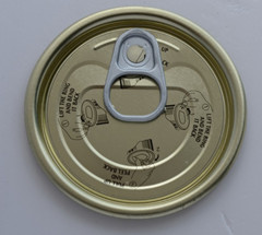 300 73mm Canned Foods Lid
