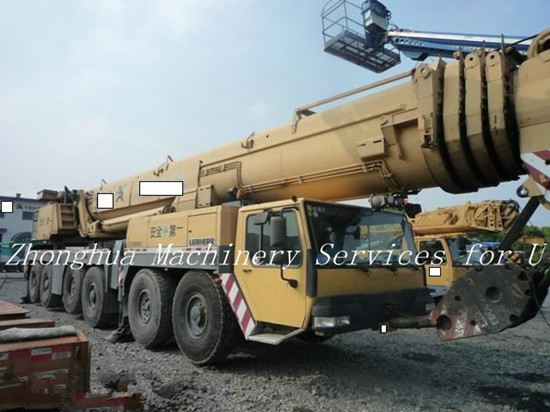 300 Ton Used Liebherr Crane