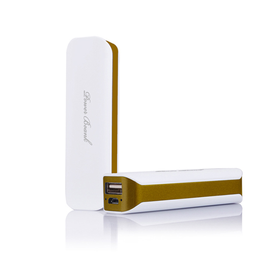 3000mah Iphone Power Bank With 1a Output