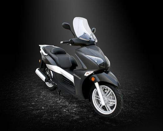 300cc Racing Scooter Xy300t 5 With Eec Epa Approval