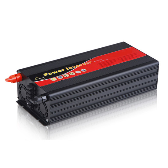 300w Dc To Ac Pure Sine Wave Power Inverter Solar Auto Electric