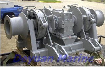 30kn Hydraulic Anchor Windlass Fitting Equipment