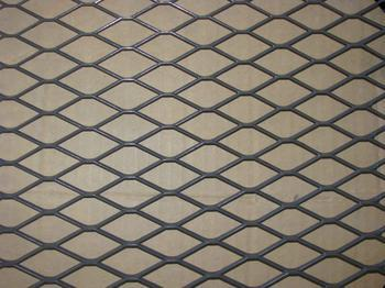 316 L Stainless Steel Expanded Metal Mesh