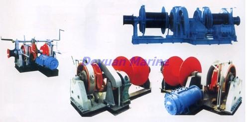 32kn Electric Anchor Windlass