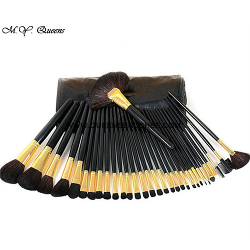 32pcs Makeup Brush Set Nail Brushes Cosmetic Powder Blush Foundation Kabuki