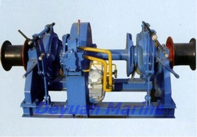 34kn Hydraulic Anchor Windlass