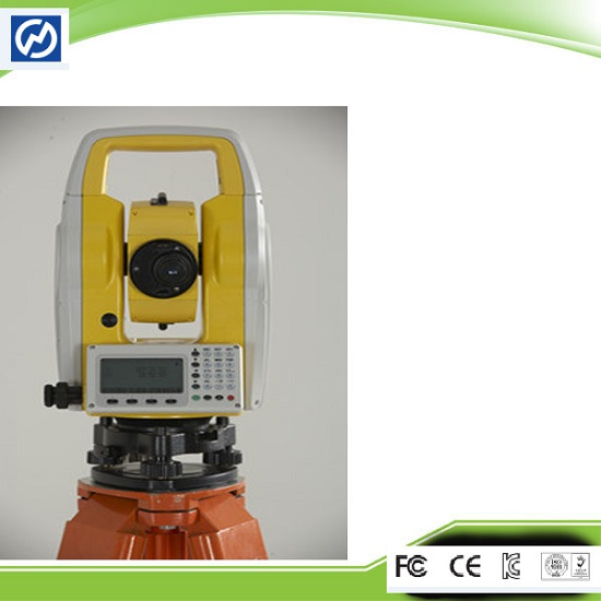 350 Reflectorless Best Total Station In China Dual Axis