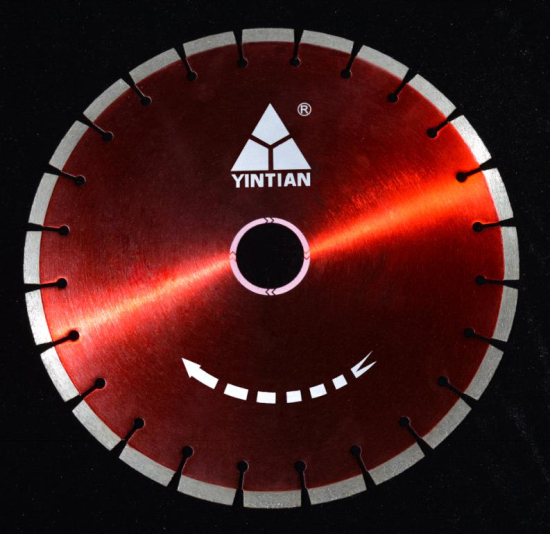 350mm Diamond Cutting Saw Blade For Granite