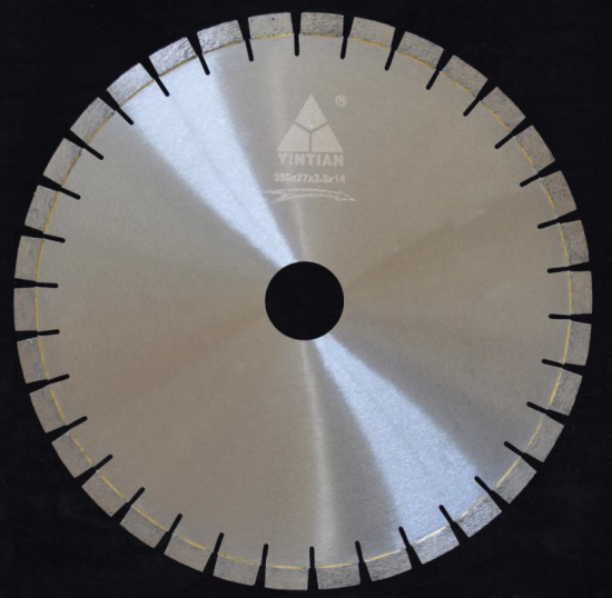 350mm Diamond Cutting Saw Blade For Granite2