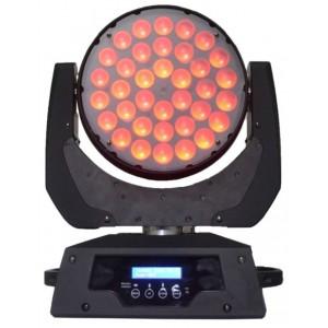36 10w Led Moving Head Light Dm 011