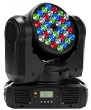 36 3w Leds 108w Output Led Moving Head Light