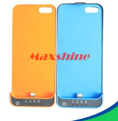 3600mah Battery Case Pack Specially For Iphone5 Maxshine Technology Co Ltd