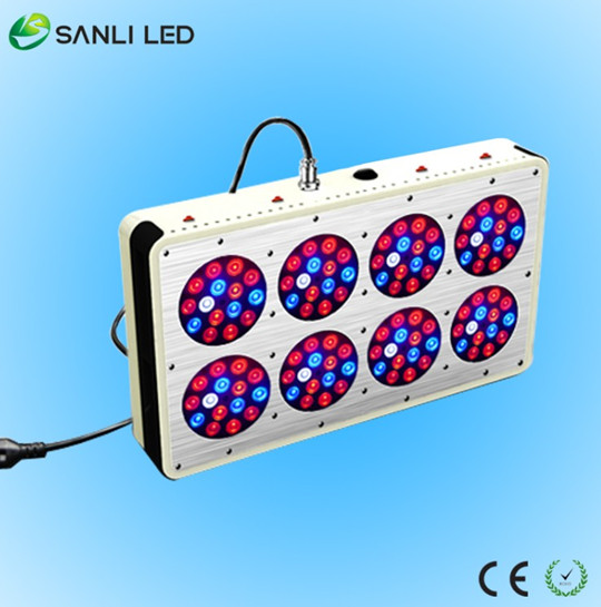 360w Led Grow Lights With Top Quality 660nm 630nm 450nm 730nm Lamps For Hydroponic Lighting