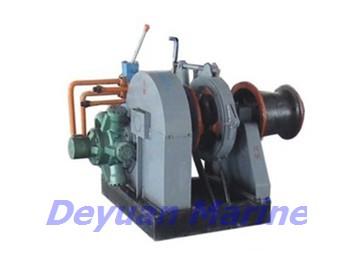 36kn Electric Anchor Windlass And Mooring Winch Steel Korea Motor