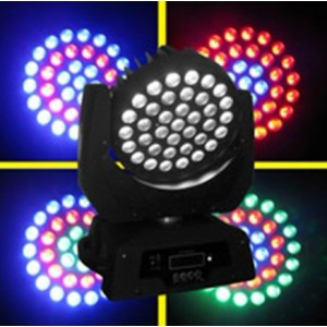 37 9w Led Moving Head Light 3in1