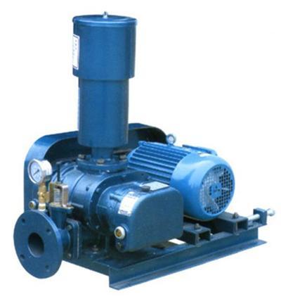 380v Ac Vacuum Negative Pressure Roots Blower
