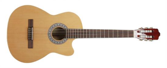 39 Cutaway Standard Classical Guitar