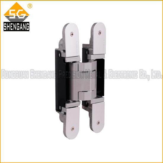 3d Adjustable Aluminium Door Hinge