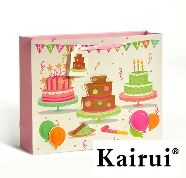 3d Birthday Gift Bag For Your Party Kr089 1