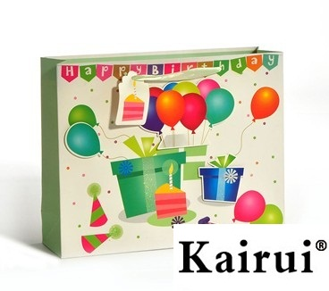 3d Happy Birthday Party Gift Bag Shopping