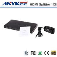 3d Hd Cec 1 8 1x8 Port 1080p Hdmi Rsplitter
