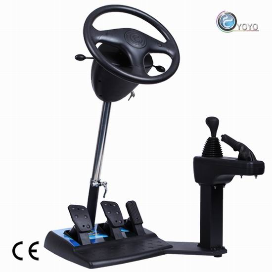 3d Vehicle Driving Simulator For Drive Novice