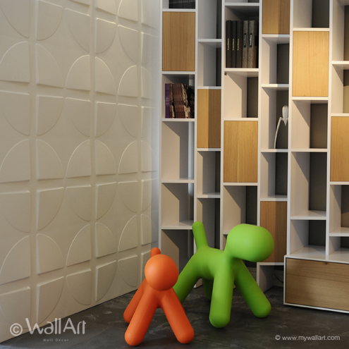 3d Wall Cover From Mywallarart