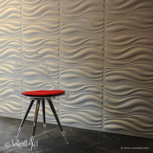 3d Wall Tiles From Mywallart