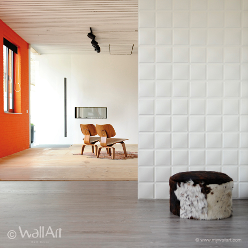 3d Wallpanel From Mywallarart