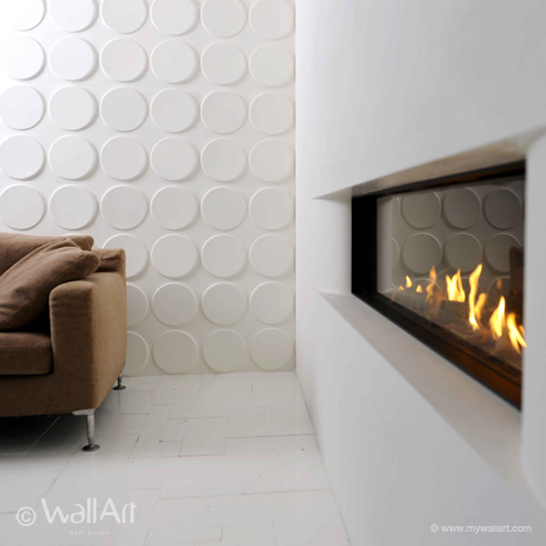 3d Wallpanels From Mywallarart