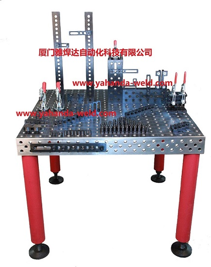3d Welding Table With Accessories