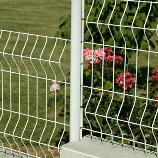 3d Wire Mesh Fence For Security And Decoration