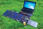 3hz Portable Solar Power Charger System