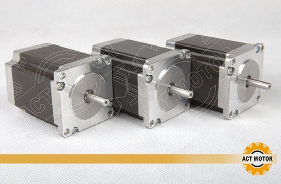 3pcs Act Nema23 Stepper Motor 23hs8430