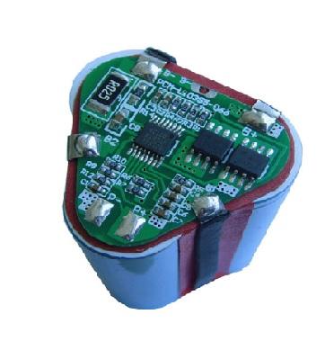 3s 11 1v Li Ion Battery Pcaks