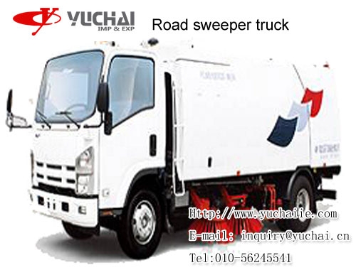 4 2 Road Sweeper 8 12t