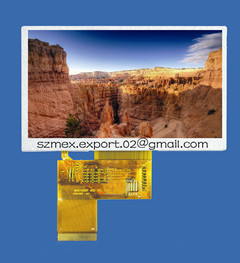 4 3 Inch Digital Tft Lcd Color Display Used For Video Door Phone Gps Navigation