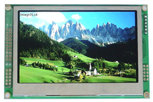 4 3 Inch Tft Lcd Display Module With Touch Screen 480x272 Support Rs232 Rs485 Uart