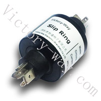 4 Channels High Current Slip Ring Plus